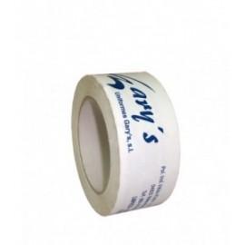 Cinta adhesiva Impresa en polipropileno solvente