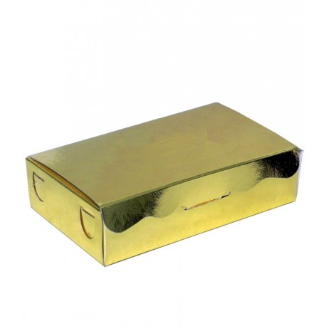 Cajas Troqueladas Oro