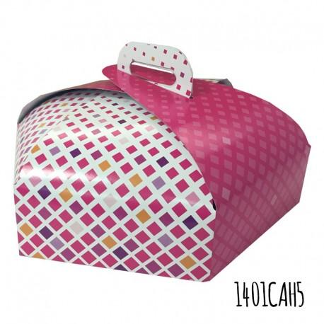 Caja para Tartas Hexagonal