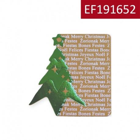 """Etiqueta """"Árbol Navidad"""""""