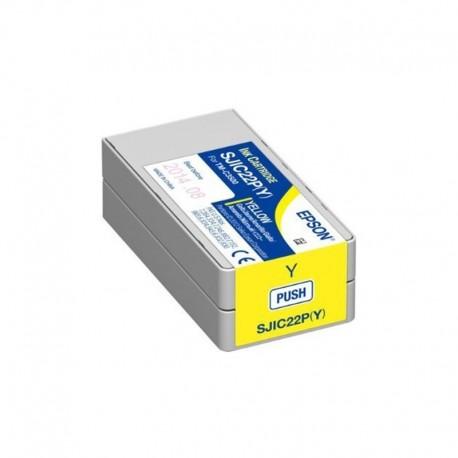 Cartucho de Tinta TM-C3500 Amarillo (SJIC22P)