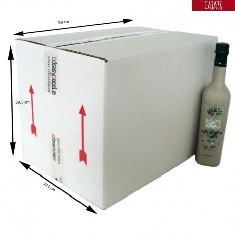 Caja de Envío - 38 X 27,5 X 28,5 cm